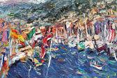 15 | Nizza, Flaggen und Boote