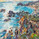11 | Spanische Küste IV, Tossa De Mar