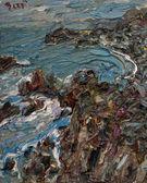 10 | Spanische Küste III, Tossa De Mar