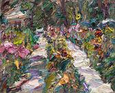 40 | Liebermanns Garten, Blumenbeete