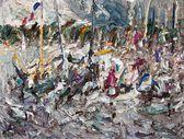 17 | Am Wannsee VII Regenschauer
