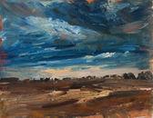 061 | Felder bei Gewitter
