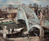 034 | Paris, Seinebrücke