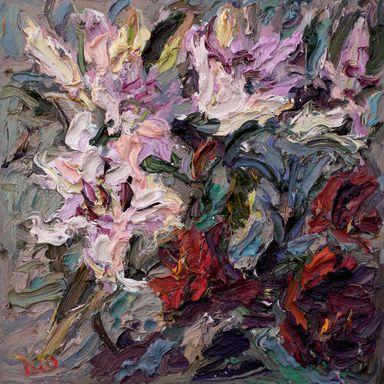 59 | Amarylis und Lilien