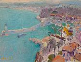 24 | Der Hafen von Nizza