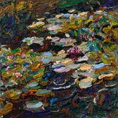 065 | Seerosen und Goldfische II