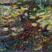 051 | Seerosen und Goldfische