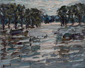 040 | Elbwiesen bei Hochwasser II