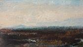 014 | Landschaft mit Hügel