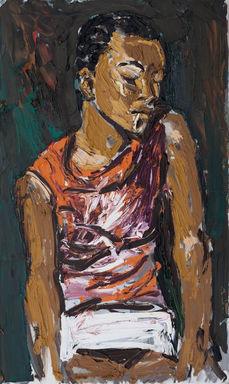 022 | Junge Frau aus Nigeria