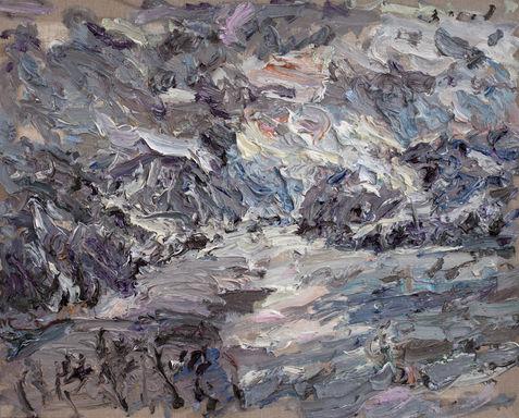 04 | Tegernsee im Schneesturm