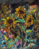 Sonnenblumen in Barnstorf
