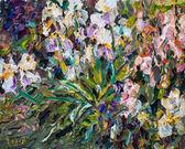 08   Lilien, im Garten