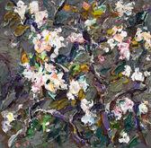 05   Apfelblüten im Regen I